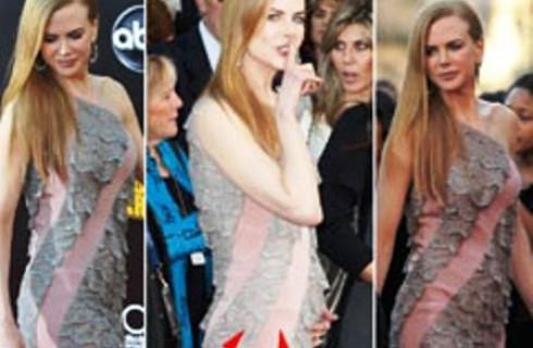 Nicole Kidman është shtatzënë