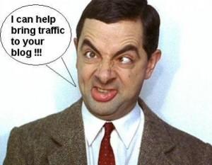 Mr. Bean shpëton nga flaka në veturë