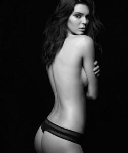 Kendall Jenner zhveshet për Calvin Klein