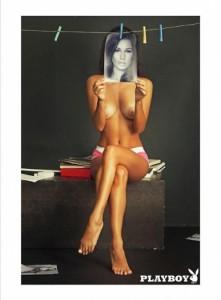 Giorgia Crivello, shkrimtarja italiane që pozon për Playboy