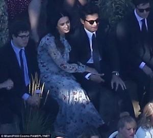 Katy Perry sërish me John Mayer?!
