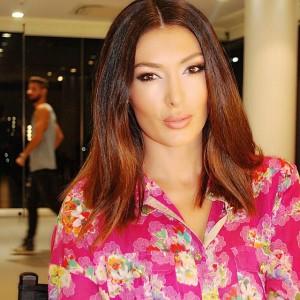 Nora Istrefi prap ndryshon stilin e flokëve