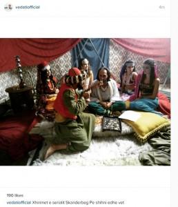 Stupcat në mesin e femrave turke