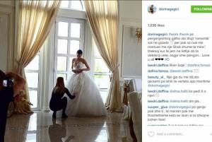 Dorina Gegiçi mohon lidhjen me Ledrin