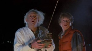 Filmi 'Back to the Future' parashikoi edhe 11 shtatorin