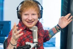 Ed Sheeran hap studion e tij muzikore