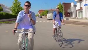 "Arday feat. Genti sjellin klipin ""Bashkë"""