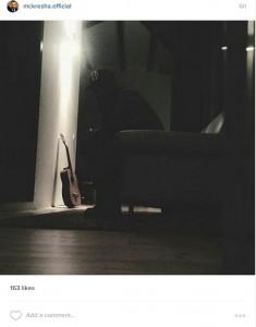 Mc Kresha i vetmuar në errësirë