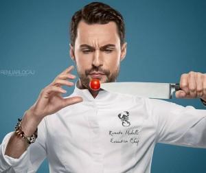 Renato Mekolli, nga pjatalarës në shef kuzhine
