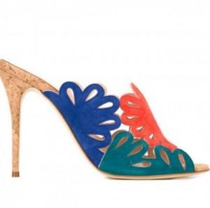 Tendencat e këpucëve për pranverë 2016
