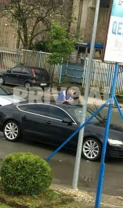 Dardan Berisha puthet me Florenta Islamin në publik