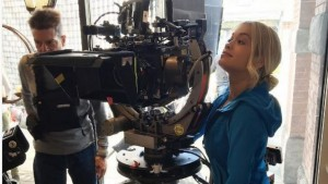 Rita Ora fillon xhirimet në filmin hollivudian
