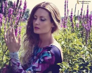 Albana Mexhuani po shkëlqen në botën e modes