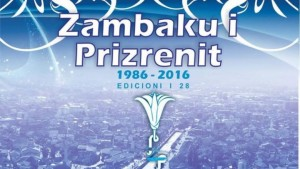 """Sonte mbahet edicioni i 28-të i Festivalit të këngës së vjetër qytetare """"Zambaku i Prizrenit"""