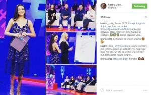 Kastro Zizo 'akuzon' Jonida Vokshin: Më ke kopjuar