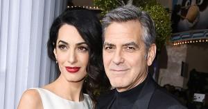 Clooney dhe bashkëshortja Amal do të bëhen prindër të dy binjakëve
