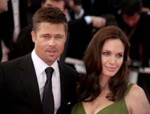 Brad Pitt dhe Angeline Jolie