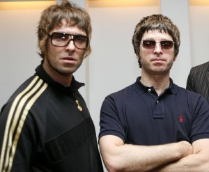Liam & Noel Gallagher