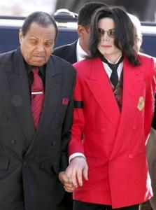 Michael Jackson dhe Joe Jackson