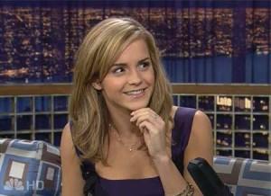 Emma Watson fillon universitetin