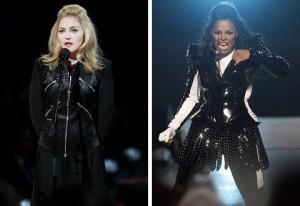 Janet dhe Madonna do të realizojnë duet