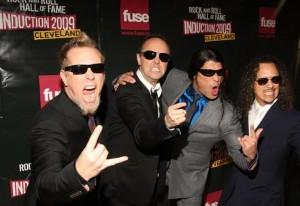 Metallica po punojne per turin e 'kater te medhenjve'