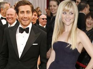 Reese Witherspoon fejohet me Jake Gyllenhaal