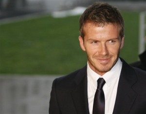 David Beckham isha vetjak para se të kisha fëmijë