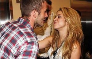 David Beckham në lidhje me Shakirën