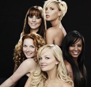 """Grupi 'Spice Girls"""" pa Posh-in"""