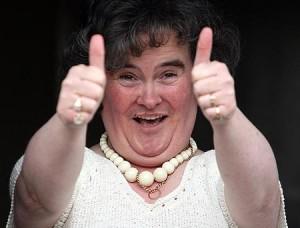 Boyle shkëlqen në 'America's Got Talent'