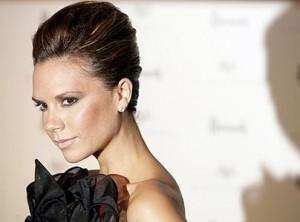 Beckham 'humb' ballinën e Vogue