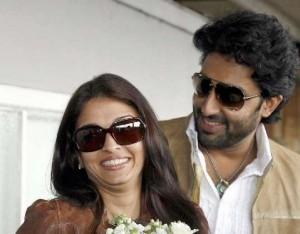 Aishwarya Rai dhe Abhishek Bachchan