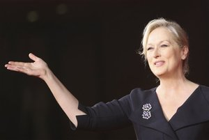 Streep merr çmim në Festivalin e Romes