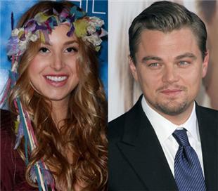 Whitney quhet e dashura e Leonardo Di Caprios