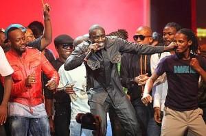 MTV Awards, ndahen cmimet ne Afrike