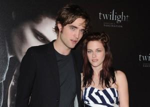 Robert Pattinson dhe Kristen Stewart