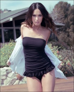 Megan Fox: Model i ri Armani!