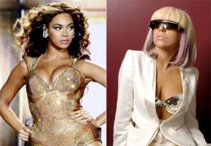 Beyonce e Lady GaGa ne duet