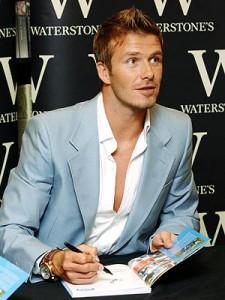 David Beckham nuk heq dore nga surprizat