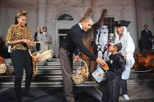 Shtepia e Bardhe feston Halloween-in