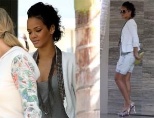 Rihanna vuan nga celuliti