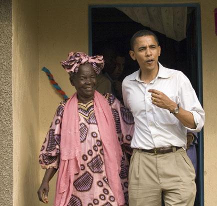 Gjyshja e Obamas në Meke