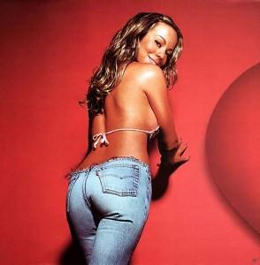 """Mariah Carey në filmin """"Precious"""""""