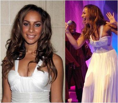 Leona Lewis  shqetësohet për Botën