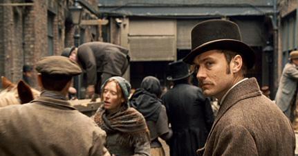 """Fotografitë e filmit """"Sherlock Holmes"""""""