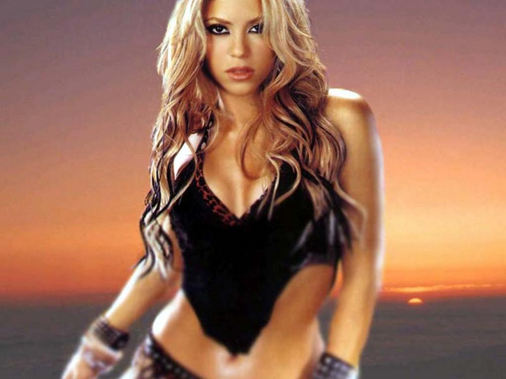 Shakira ne Prishtine