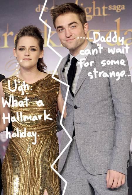 Kristen Stewart lë vetëm Robert Pattinson ditën e të dashuruarëve!