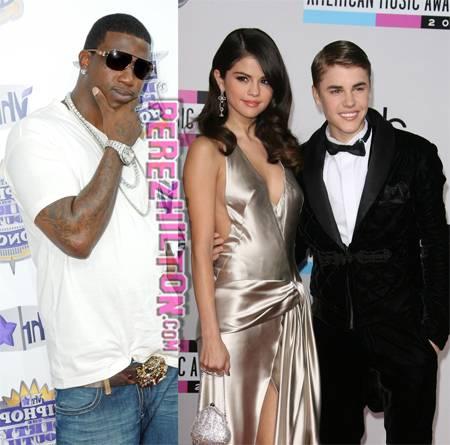 Selena Gomez flirton me Gucci Mane, gjatë kohës që ishte e dashura e Justin Bieber