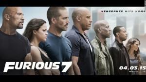 """""""Furious 7"""" fiton 143.6 milionë dollarë vetëm gjatë fundjavës"""